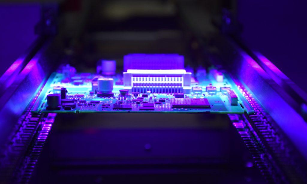Exelsius - UV CURING