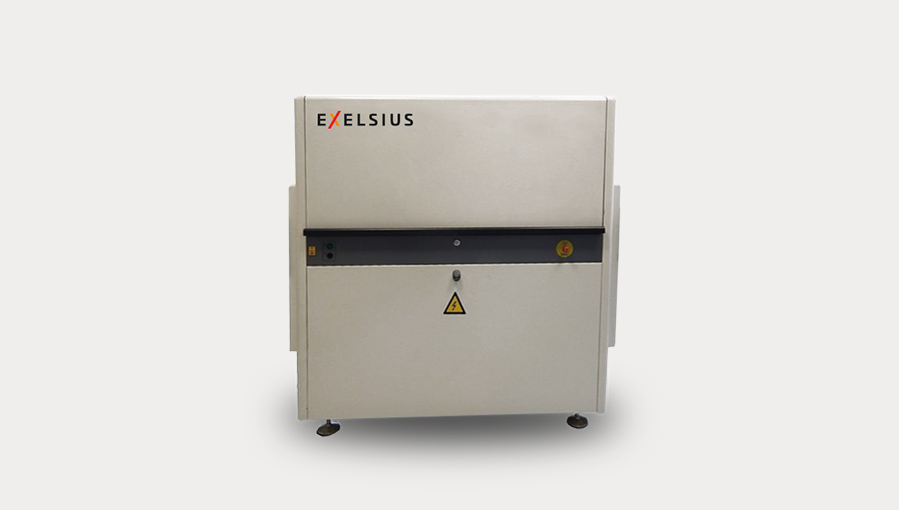 Exelsius - XUV SERIES CURING OVENS